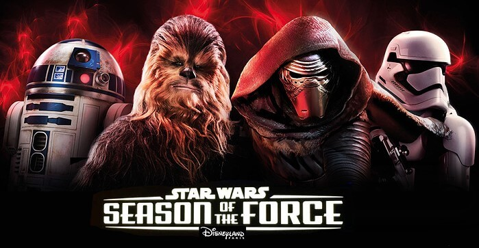 Season of the Force - Die Zeit der Macht im Disneyland Paris