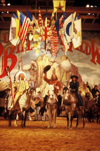 Buffalo Bill's Wild West Dinner Show Darsteller